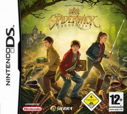 The Spiderwick Chronicles (NDS)