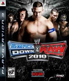 WWE SmackDown! vs. RAW 2010 (PlayStation 3)
