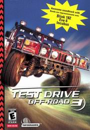 Test Drive Off-Road 3 (PC)