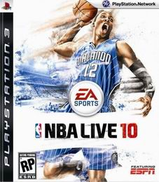 NBA Live 10 (PlayStation 3)