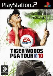 Tiger Woods PGA Tour 10 (PlayStation 2)