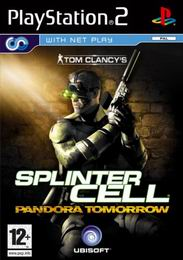 Tom Clancys Splinter Cell Pandora Tomorrow (PlayStation 2)